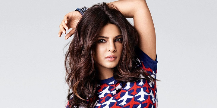 Chocolate Truffle Hair Color Priyanka Chopra