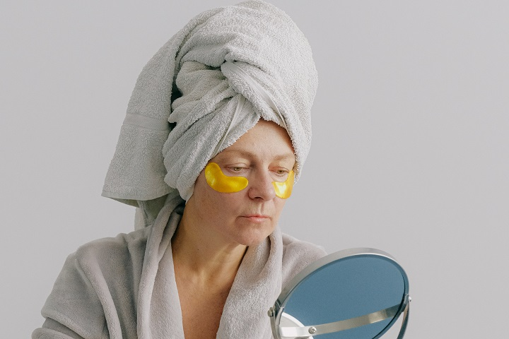 Dark Circles and Eye Bags or Eye Patches