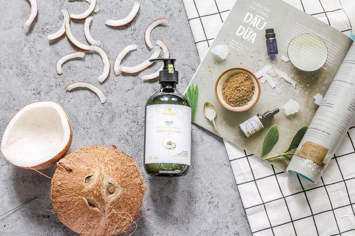 Coconut Oil Cosmetic