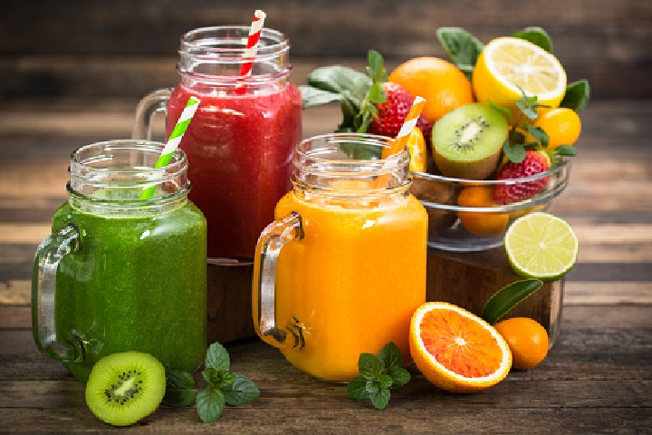 Juices Ideal To Feel Light