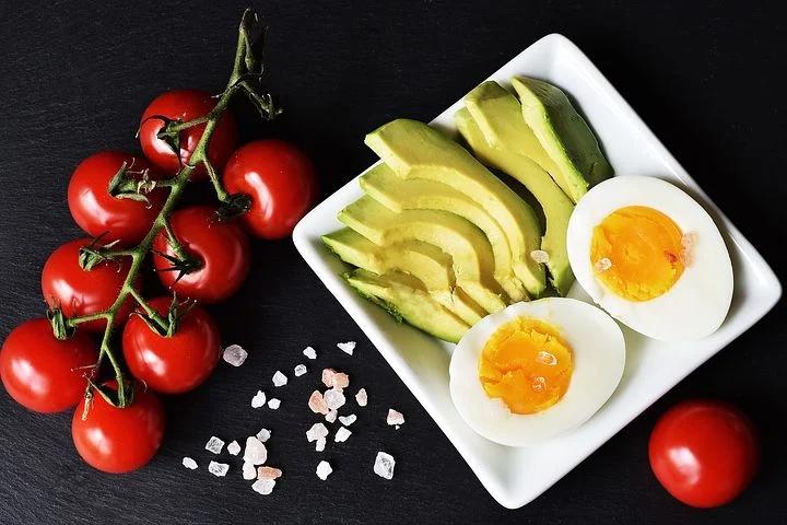 Pipirrana With Boiled Egg