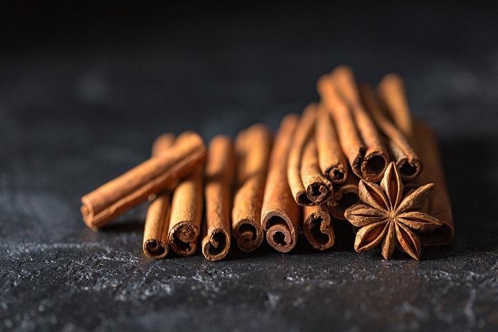 cinnamon - fat removal food