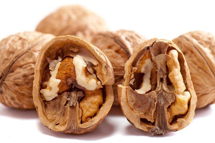 walnuts - fat removal food