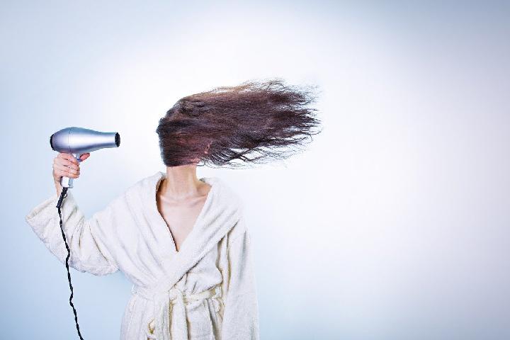 Heat Tools - Washing Hair