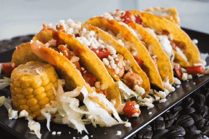 leading brand - Taco dishes
