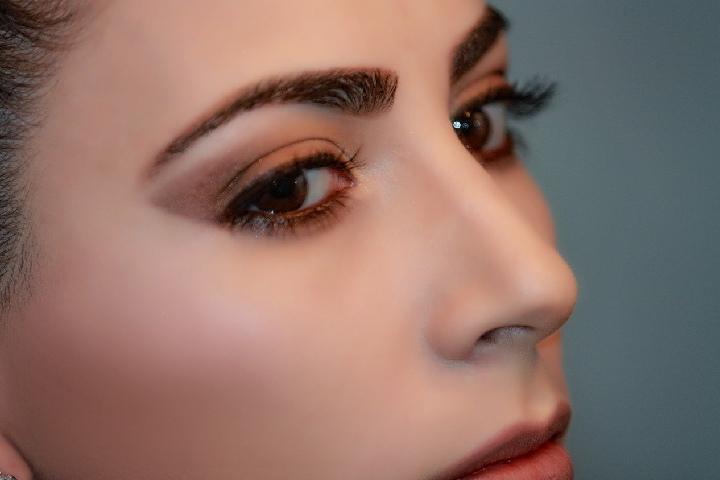 Single Eyebrow Slit