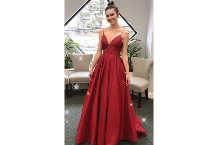 Dresses With An A-line Silhouette